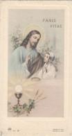 Santino Ricordo Della Prima Comunione - Palermo 1947 - Devotion Images