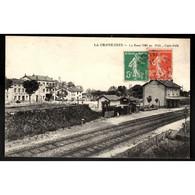 43 - LA CHAISE-DIEU (Haute Loire) - La Gare 1100m. D'alt., Cure D'air - Altri Comuni