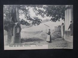 CP ALLEMAGNE DEUTSCHLAND (V2022) GRUSS AUS DER EIFEL (3 Vues) NEUERBURG Das Bildchen - Nels, Metz Série 500 N°17 - Pruem
