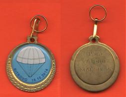 ALPINI Paracadutisti Parà Medaglia Raduno 2014 .. MAI STRAC - Autres
