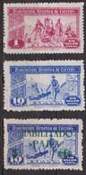 Espagne - Timbres De Bienfaisance * - Association Benefica Correos - 1944 - Unclassified