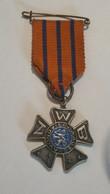 Medaille :Netherlands  -  Avondvierdaagse ( N.W.B ) - Paises Bajos
