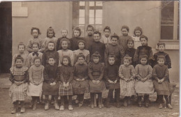 Photo De Classe Jeunes Filles - Fotografía