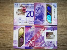 SCOTLAND 20 POUNDS 2019/2020 UNC - 20 Pounds