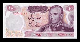 Iran 100 Rials Commemorative 1971 Pick 98 SC UNC - Iran