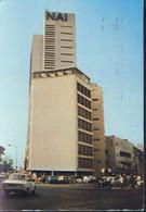 Rarität Lagos Nigeria Cocoa House Marina NAI PKW 31.3.1973 - Nigeria