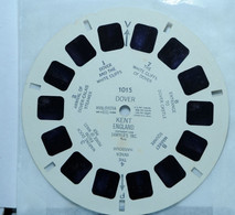 VIEW MASTER  1015   DOVER    KENT ENGLAND - Stereoscoopen