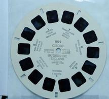 VIEW MASTER  1022   OXFORD  OXFORDSHIRE  ENGLAND - Stereoscoopen