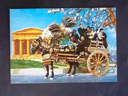 SICILIA -AGRIGENTO -CARRETTO SICILIANO -F.G. LOTTO N°748 - Agrigento