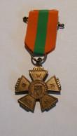 Medaille :Netherlands  -  Avondvierdaagse Rotterdam ( W.K R. En O. ) - Paises Bajos