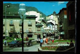 ANDORRE ANDORRA  La Vella Place Coprince Benlloch  2 Scan - Andorra