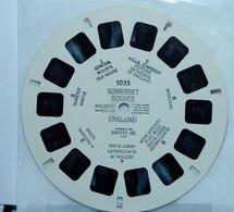 VIEW MASTER  1035   SOMERSET  SCÈNES  ENGLAND - Stereoscoopen