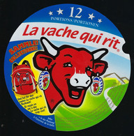 Etiquette Fromage La Vache Qui Rit 12 Portions Portionen Sammle!Collectionne! Sac à Dos - Formaggio