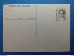 1998 ITALIA CARTOLINA POSTALE NUOVA NEW MNH** DONNA NELL'ARTE DA 800 LIRE - 6. 1946-.. Repubblica