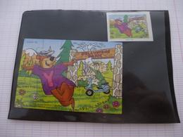 KINDER : PUZZLE  En Carton N° 122, Complet -  1996 - Détails Sur Le Scan - Puzzles