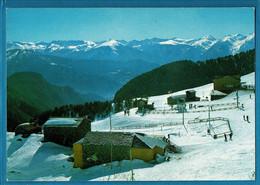 ANDORRE ANDORRA   ARNISAL Pistes De Ski Au Fond Cap RAMONET  2 Scan - Andorra