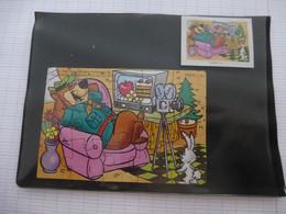 KINDER : PUZZLE  En Carton N° 113, Complet -  1996 - Détails Sur Le Scan - Puzzles