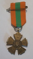 Medaille :Netherlands  -  Avondvierdaagse Rotterdam ( W.K R. En O. ) 2 - Paises Bajos
