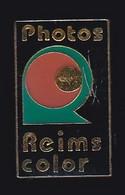 67117- Pin's.Photo.Reims Color. - Fotografia