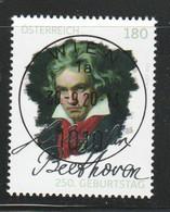 """Österreich 2020: """"250 G.Ludwig Van Beethoven"""" Gestempelt (s. Foto) - 2011-... Ungebraucht"""