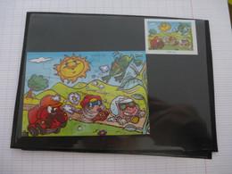 KINDER : PUZZLE  En Carton N° 124, Complet -  1999 - Détails Sur Le Scan - Puzzles