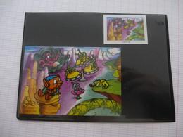 KINDER : PUZZLE  En Carton N° 108, Complet -  2000 - Détails Sur Le Scan - Puzzles