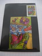 KINDER : PUZZLE  En Carton N° 116, Complet -  2001 - Détails Sur Le Scan - Puzzles