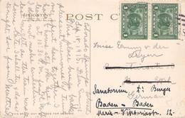 USA - PICTURE POSTCARD 1915 1c EXPOSITION /ak1061 - Vereinigte Staaten