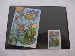 KINDER : PUZZLE  En Carton N° 112, Complet -  2001 - Détails Sur Le Scan - Puzzles