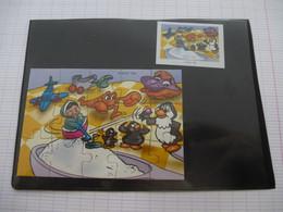KINDER : PUZZLE  En Carton N° 104, Complet -  2002 - Détails Sur Le Scan - Puzzles
