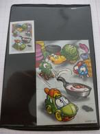 KINDER : PUZZLE  En Carton N° 109, Complet -  2003 - Détails Sur Le Scan - Puzzles