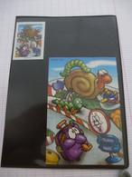 KINDER : PUZZLE  En Carton N° 105, Complet -  2003 - Détails Sur Le Scan - Puzzles