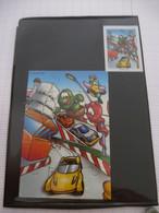KINDER : PUZZLE  En Carton N° 104, Complet -  2003 - Détails Sur Le Scan - Puzzles
