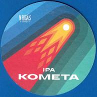 Russia - Bierdeckel - IPA Kometa (204/2) - Portavasos