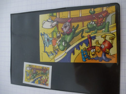 KINDER : PUZZLE  En Carton N° 97, Complet -  2004 - Détails Sur Le Scan - Puzzles