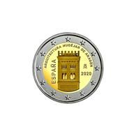 ESPAGNE - 2 EURO 2020 - ARCHITECTURE MUDEJARE D ARAGON - SPL - España