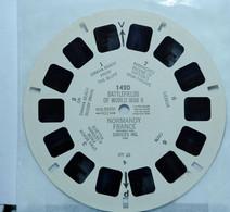 VIEW MASTER  1420    BATTLEFIELDS OF WORLD WAR II  NORMANDY   FRANCE - Stereoscoopen