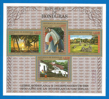 Honduras 1970 Mint Block MNH(**) - Honduras