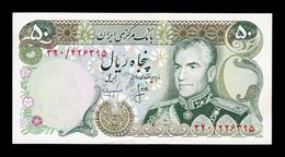 Iran 50 Rials 1974 - 1979 Pick 101c SC UNC - Iran