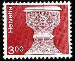 SCHWEIZ SWITZERLAND [1979] MiNr 1160 ( **/mnh ) Architektur - Nuovi