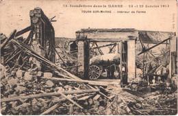 FR51 TOURS SUR MARNE - Inondations1910 - Frankreich
