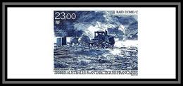 89903f Terres Australes Taaf  PA N°138 Raid Dome C Convoi Non Dentelé Imperf ** MNH - Geschnitten, Drukprobe Und Abarten