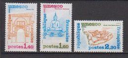 1981-UNESCO-N°68/70** U.N.E.S.C.O. - Nuevos