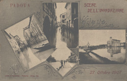 Padova  Inondazione Del 1907 FP P608 - Padova