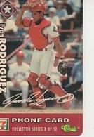 BASE BALL  Rodriguez    Major League   1997  SEVEN UP - Sport
