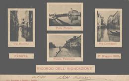 Padova  Inondazione Del 1905 FP P609 - Padova
