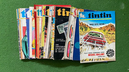 Lot De 24 Numéros Du Journal Tintin -bon état - Kuifje