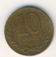 ALBANIA 2009: 10 Leke, KM 77a - Albania