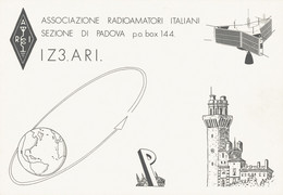 Padova  ARI Associazione Radioamatori Italiani FG P623 - Padova