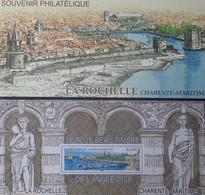 R719/3 - 2009 - LA ROCHELLE - BLOC SOUVENIR N°44 NEUF** - Souvenir Blocks & Sheetlets